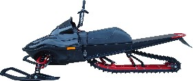 Mini Snowmobile